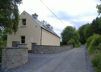 Corey House Road View