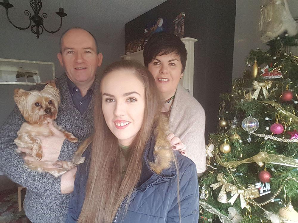 Hansbury Host Family