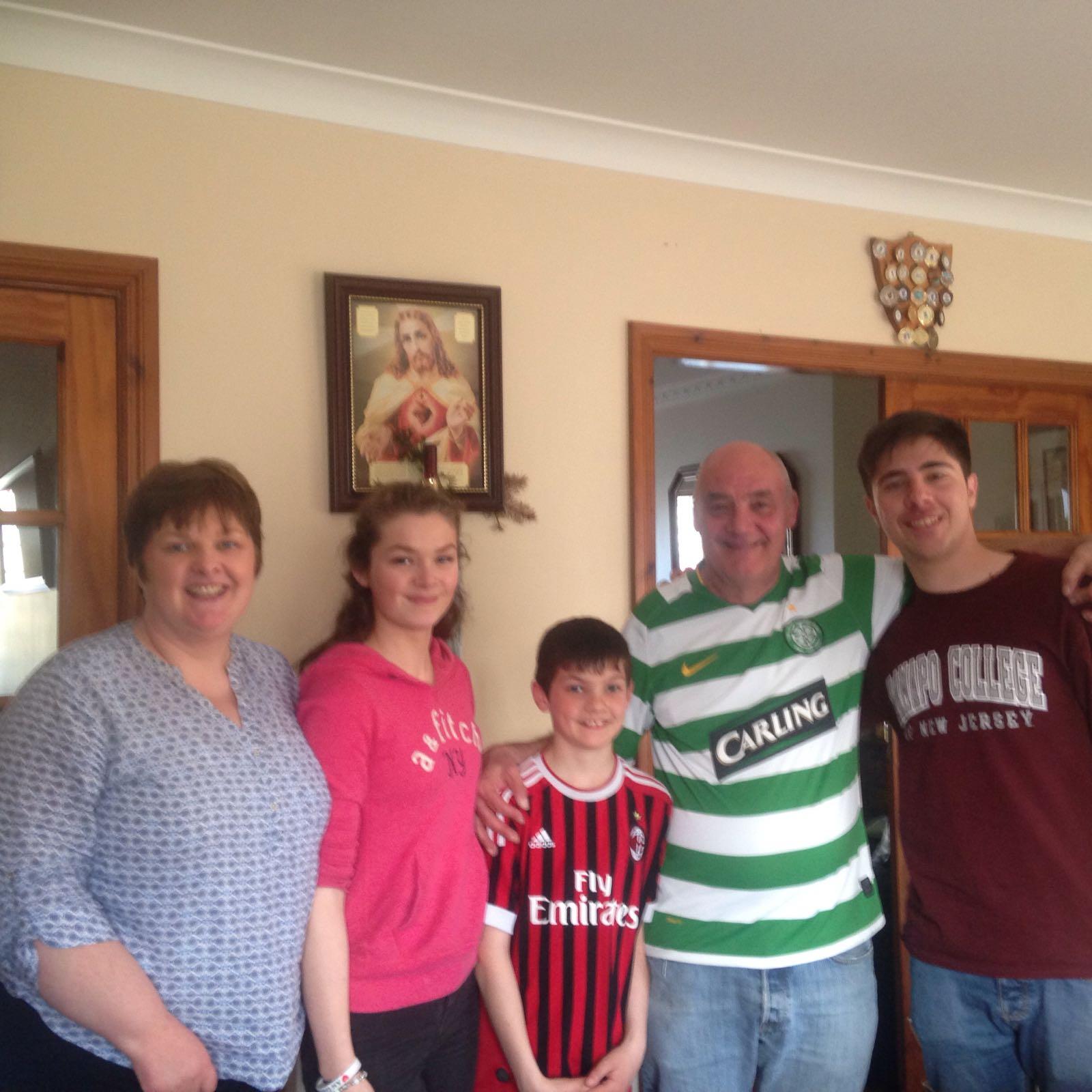 Flanagan Host Family