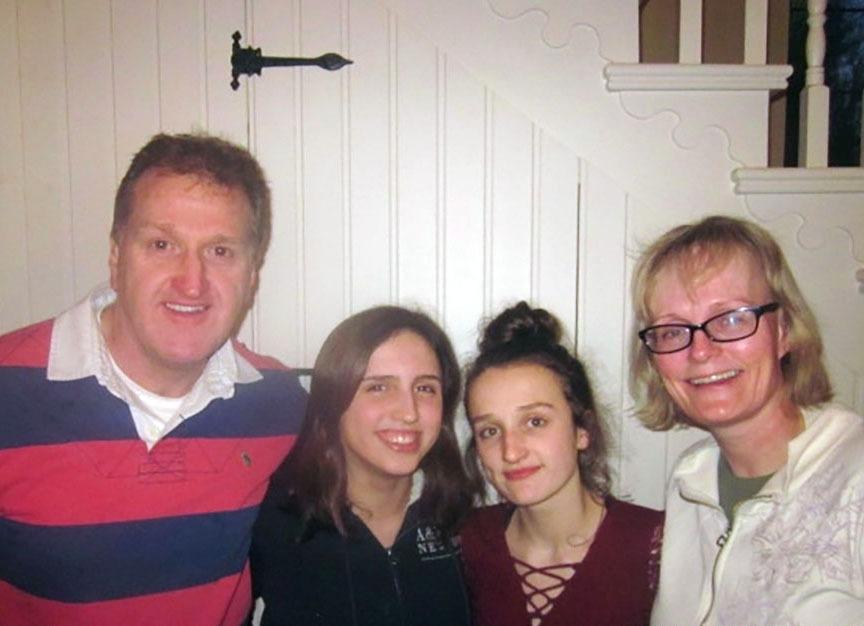 McMahon Host Family
