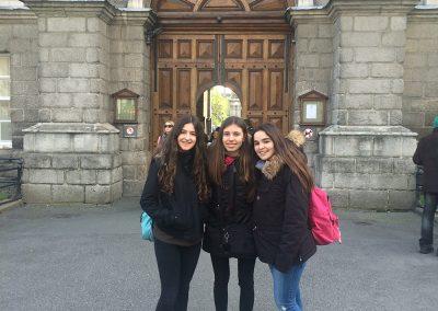 Mollerusse Girls - Dublin Trip (5)